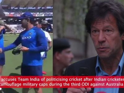 Pakistan demands ICC action against India for wearing military cap