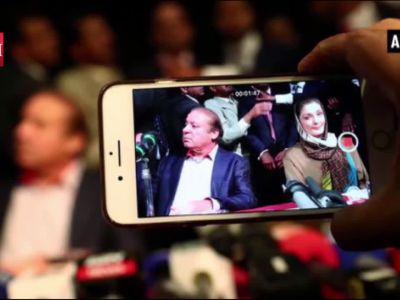 Pakistan: Nawaz Sharif released from jail after court suspends sentence