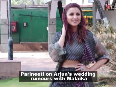 Parineeti Chopra finally opens up about Arjun Kapoor's wedding rumours with Malaika Arora