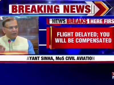 'Passengers to get compensation for flight delays and cancellation'
