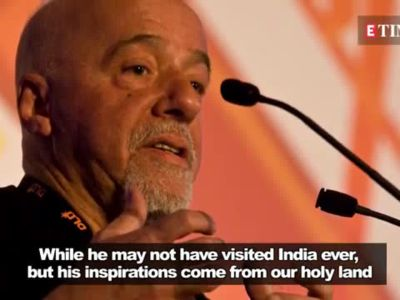 Paulo Coelho claims this is his favourite Indian film