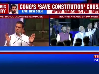 PM Modi has failed to protect our daughters: Rahul Gandhi