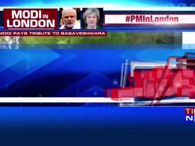 PM Modi pays tribute to Basaveshwara in London