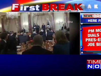 PM Modi speaks to US President-elect Joe Biden, discusses COVID-19, climate change and Indo-Pacific