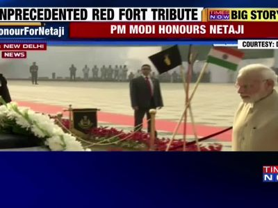 PM Narendra Modi inaugurates National Police Memorial
