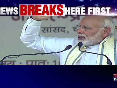 PM Narendra Modi unveils project worth Rs 500-crore in Varanasi