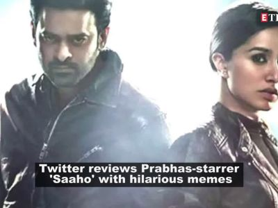 Prabhas, Shraddha Kapoor-starrer 'Saaho' triggers a meme fest on Twitter, and it is hilairous