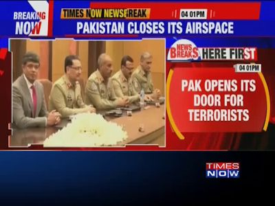 President Ram Nath Kovind's plane cannot enter our airspace, says Pakistan