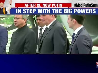 Prime Minister Modi reaches Sochi to hold informal summit with Putin