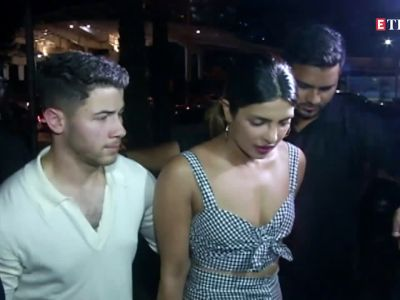 Priyanka Chopra and Nick Jonas's wedding photographs sold for 2.5 million dollars!