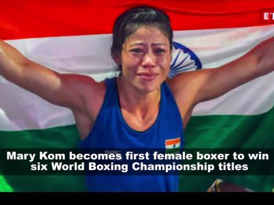 Priyanka Chopra, Anushka Sharma and other Bollywood celebs congratulate Mary Kom for conquering World Championship for the 6th time