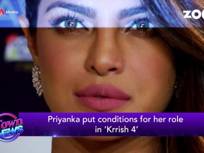 Priyanka Chopra signs 'Krrish 4' with this condition!