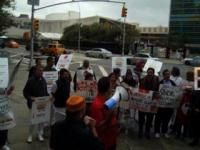 Protest raises Human Rights issues in Balochistan at UN