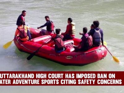 Rafting firms face uncertainty as high court bans all water adventure sports in Uttarakhand