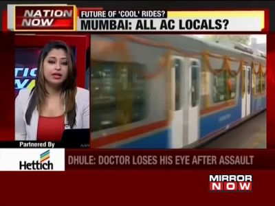 Railways' ambitious plan: Mumbai local trains soon to have AC coaches
