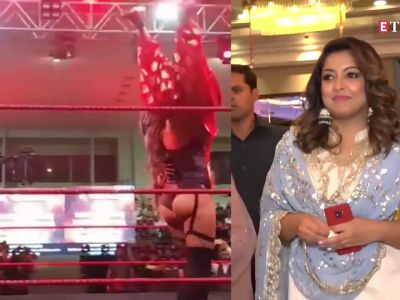 Rakhi Sawant apologises to Tanushree Dutta, says 'don't drag Jesus between our fight'
