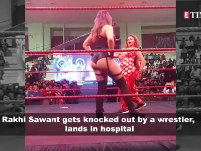 Rakhi Sawant gets knocked out by wrestler; B-wood pays tribute to Marvel legend Stan Lee; and more…