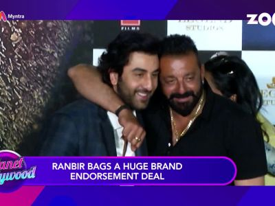 Ranbir Kapoor bags a huge brand endorsement