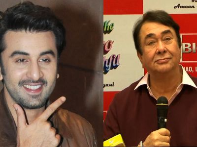 Randhir Kapoor reacts on Ranbir Kapoor's marriage