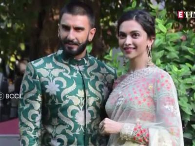 Ranveer Singh and Deepika Padukone's rumoured wedding postponed to 2019?