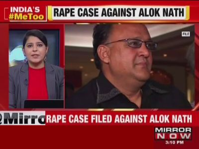 Rape case registered against actor Alok Nath after complaint by script writer