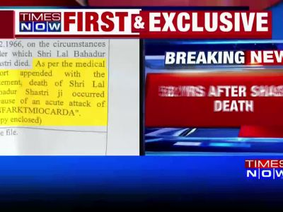 Revealed: True cause of former PM Lal Bahadur Shashtri's death