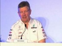 Ross Brawn criticizes revised pit stop rules