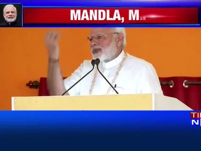 Rural India banking on us for development, says PM Modi