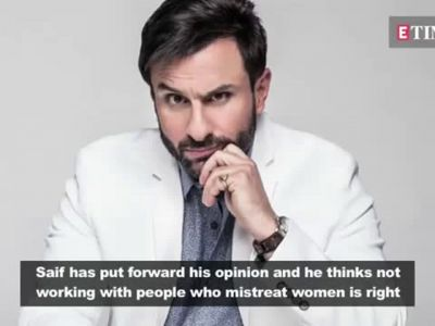 Saif Ali Khan shares his #MeToo story: I was harassed 25 years ago and I am still angry about it