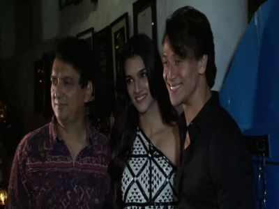 Sajid, Tiger happy with response to 'Heropanti'