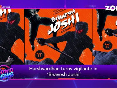 Salman believed in 'Bhavesh Joshi' and audience will also like it: Harshvardhan