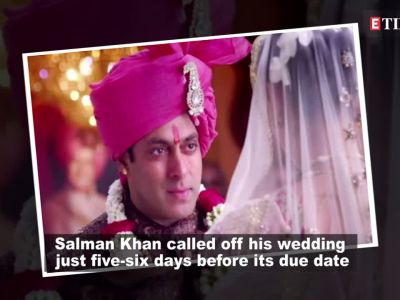 Salman Khan called off his wedding in 1999 just 5-6 days before the date; details inside