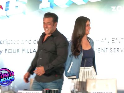 Salman Khan fulfils Katrina Kaif's Christmas wish!