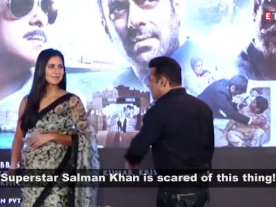 Salman Khan is scared of this thing; Sapna Choudhary in legal trouble, and more