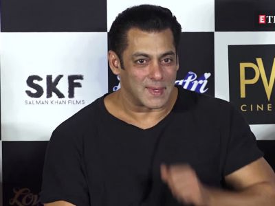 Salman Khan reveals his first crush