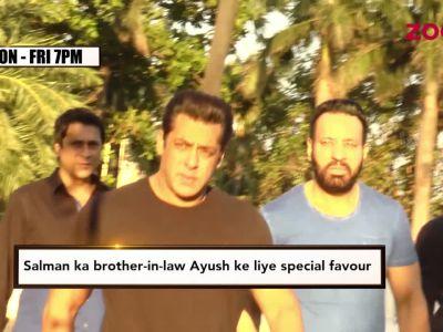 Salman Khan to do a cameo in Aayush Sharma's 'Loveratri'?