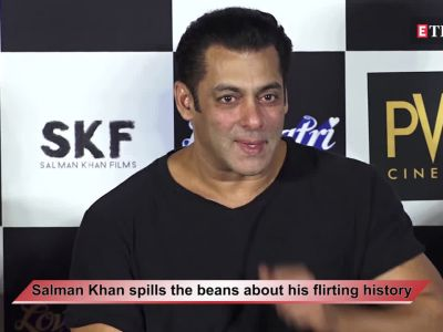 Salman talks about his first crush, Aishwarya opens up about her possible biopic, and more…