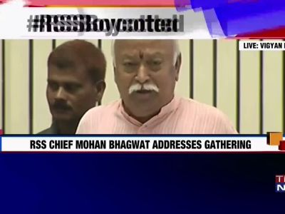 Sangh has emerged as force in recent times: RSS chief Mohan Bhagwat