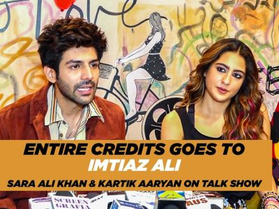 Sara Ali Khan & Kartik Aaryan Talk About Film Love Aaj Kal 2