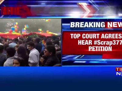 Scrap Section 377 debate is back, SC agrees to hear PIL