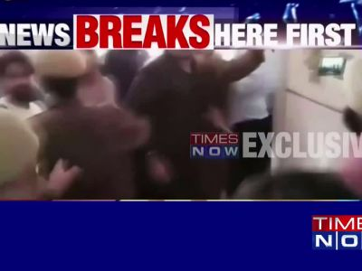 Scuffle breaks out at Patiala House Court during 1984 riots case hearing