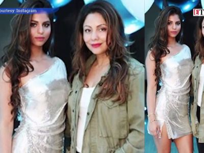 Shah Rukh Khan's witty comment on Gauri and Suhana's picture