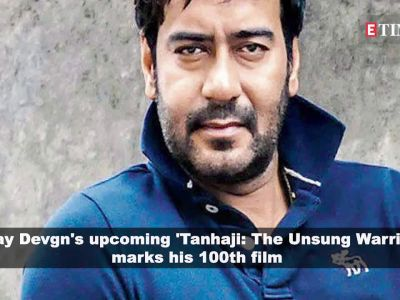 Shah Rukh Khan sends best wishes to Ajay Devgn just before his century film 'Tanhaji: The Unsung Warrior'