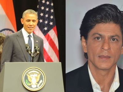 Shah Rukh's special request to Barack Obama