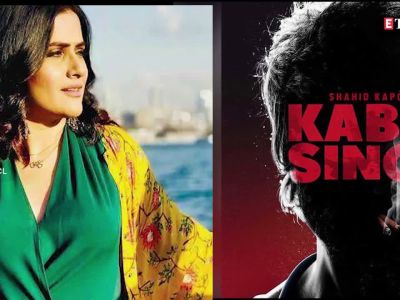 Shahid Kapoor's mother Neelima Azeem defends 'Kabir Singh'