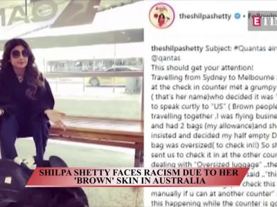 Shilpa Shetty faces racism in Australia; Ayushmann opens up about his wife's breast cancer and more