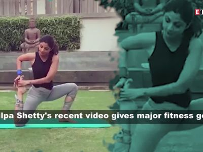 Shilpa Shetty's latest yoga video is a must watch for fitness freaks!