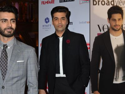 Sidharth Malhotra, Fawad Khan in KJo's film ?