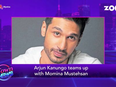 Singer Arjun Kanungo teams up with Momina Mustehsan