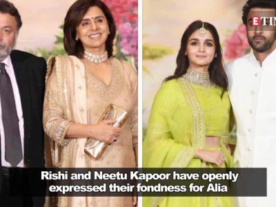Soni Razdan on Ranbir Kapoor and Alia Bhatt s relationship